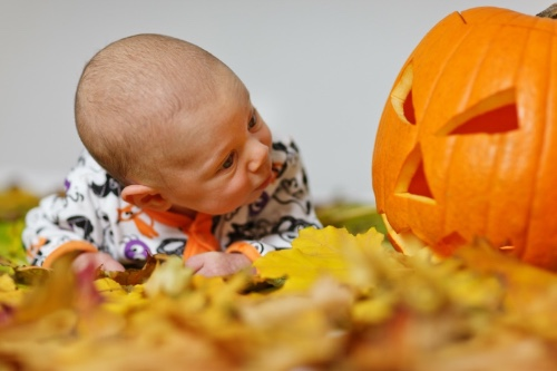 baby-and-pumpkin